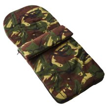 Fleece Footmuff Compatible With BabyStyle S3D - Camouflage