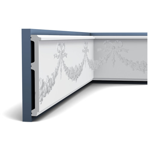 Orac Decor P7080 LUXXUS Panel Moulding Cornice Stucco decoration | 2 m