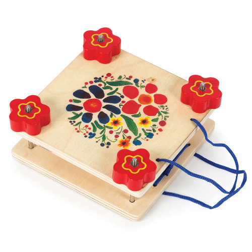 Tidlo Wooden Flower Press