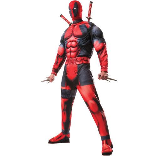 Deluxe Adult Deadpool Costume