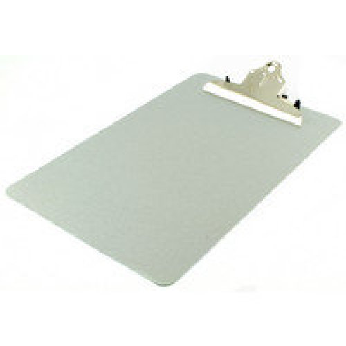 Q-CONNECT KF05595 Silver clipboard