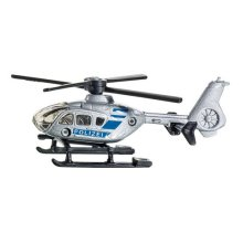 Siku Police Helicopter Die Cast Aircraft - 0807 Toy Vehicle -  siku helicopter police 0807 toy vehicle