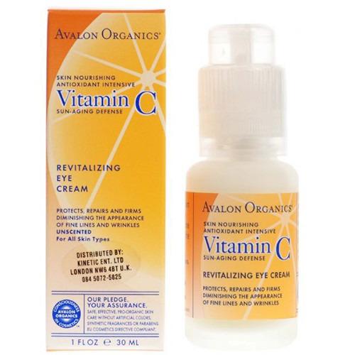 Avalon Revitalizing Eye Cream 30ml