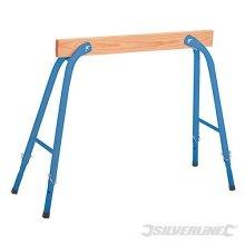 150kg Wood Adjustable Trestle