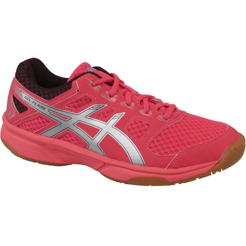 Asics Gel-Flare 6 GS C70NQ-700 Kids Pink volleyball shoes