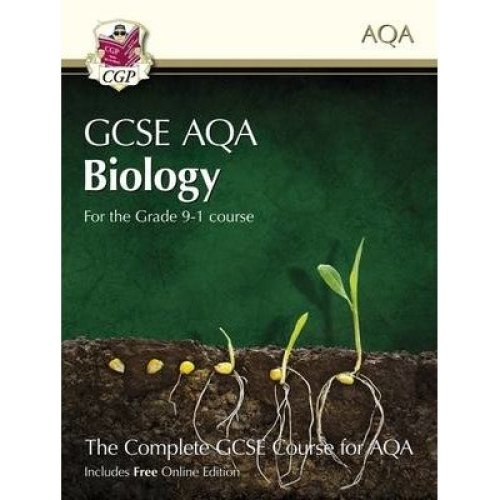 New Grade 9-1 Gcse Biology for Aqa: Student Book with Interactive Online Edition