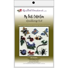Quilled Creations Quilling Kit-My Bug Collection