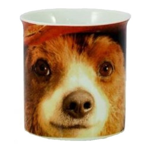Official Paddington Bear Movie Mug Cup Close Up Licenced Merchandise Bone China