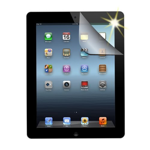 iHome IH IP2301 Anti Glare Screen Protector for iPad 2 3 4