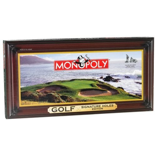 Monopoly Golf Signature Holes Edition of