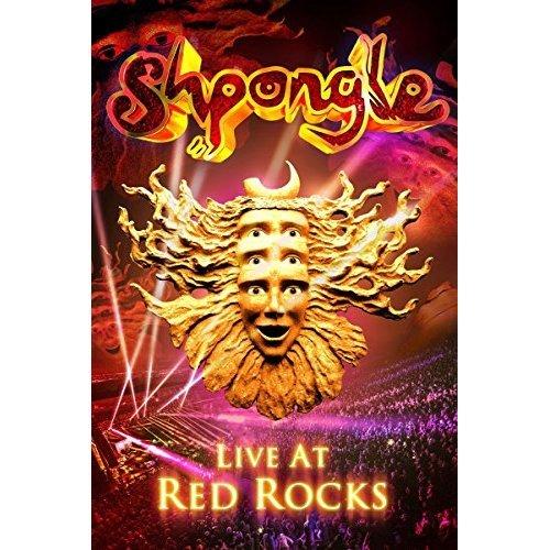 Shpongle: Live At Red Rocks [DVD] [NTSC] [DVD]