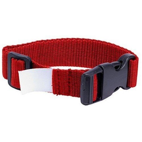 Single Latch Laundry Belts, Scarlet