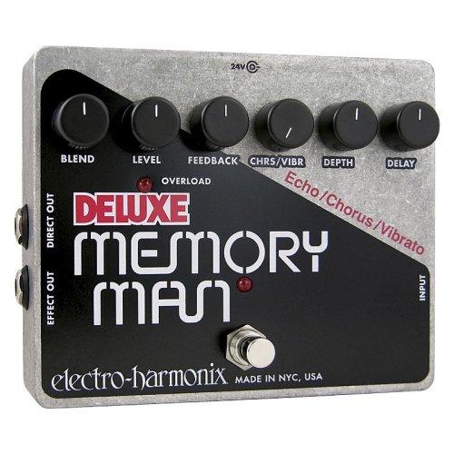 Electro Harmonix Deluxe Memory Man Effects Pedal