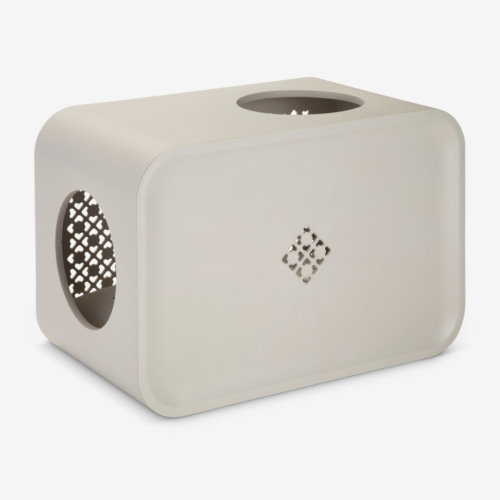 Beeztees Cat Cube Sleep Dune Grey 49cm