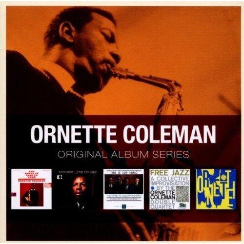 Ornette Coleman - Original Album Series [CD]