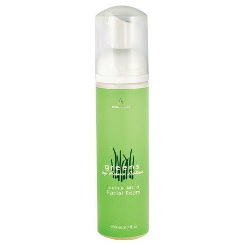 Anna Lotan Greens Facial Foam Extra Mild Cleanser 200ml 6.8fl.oz