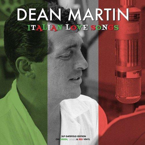 Italian Love Songs [3LP Gatefold Coloured Vinyl]