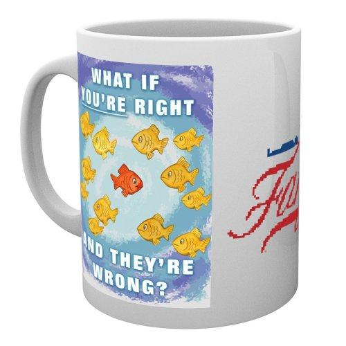 Fargo Right & Wrong Mug