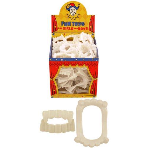 Henbrandt White Plastic Halloween Vampire Teeth/Fangs (Pack Of 180)