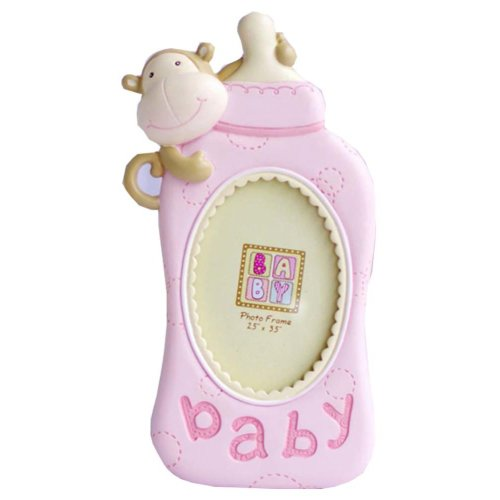 """Creative Bottle Picture Frames Baby Picture Frames 3.15*2.56"""""""