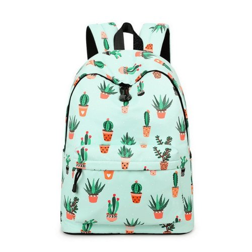 a777d4ad9d Acmebon Lightweight Fashion School Backpack for Boys and Girls Women Casual Backpack  Purse Cactus 626 on OnBuy