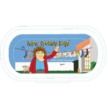 Mrs Browns Boys Glasses Case: Cartoon