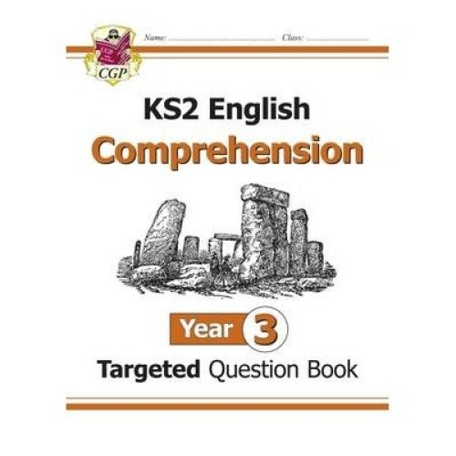 Ks2 English Targeted Question Book: Comprehension Year 3