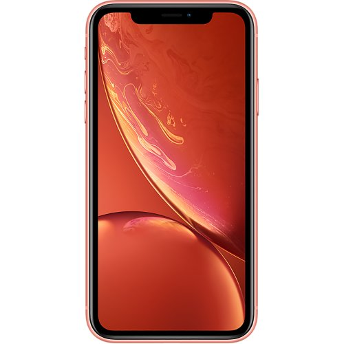 (Unlocked, 64GB) Apple iPhone XR | Coral