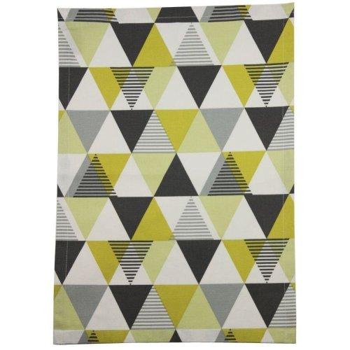 McAlister Textiles Vita Ochre Yellow Cotton Napkin Sets