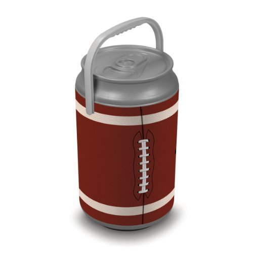 ONIVA a Picnic Time Brand Mega Insulated Can Cooler Football