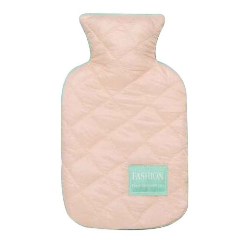 Newly Feather Cotton Hot Water Bag, 1000ML, Perfect for Winter [C]