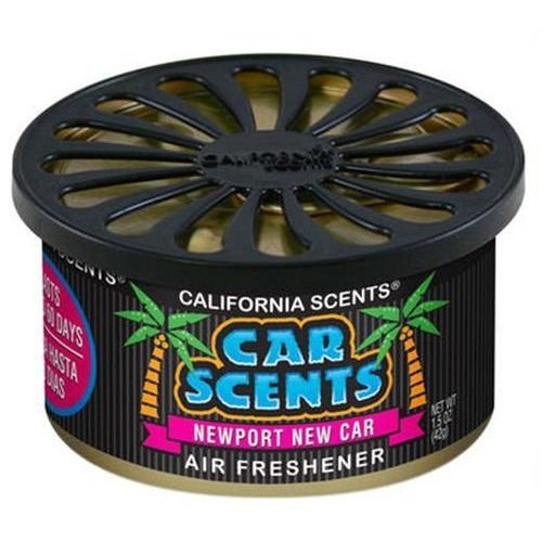 CALIFORNIA SCENTS AIR FRESHENER HOME OFFICE CAR VAN BUSINESS TAXI BUS CAB TRUCK[NEWPORT NEW CAR]