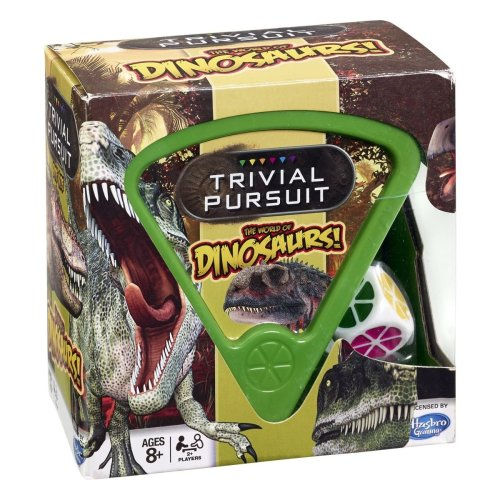 Dinosaurs Trivial Pursuit Game
