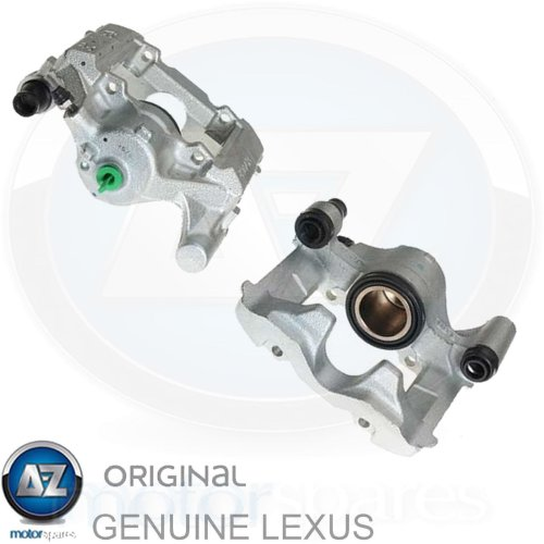 For Lexus is200d is220d is250 is300h is350 Rear right brake caliper vented disc