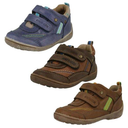 Boys Startrite Casual Shoes Super Soft Leo - F Fit