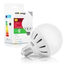 WHITENERGY LED Bulb  15x SMD 2835 LED  G95  E27 12W 175-250V  White Warm (10079)