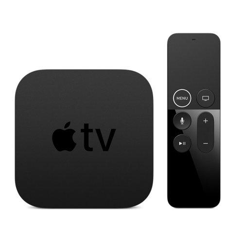 Apple TV 4K 4K Ultra HD 32GB Wi-Fi Ethernet LAN Black