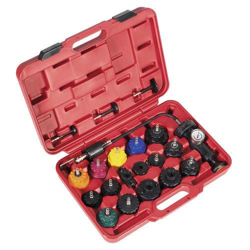 Sealey VS001 Cooling System Pressure Tester Kit