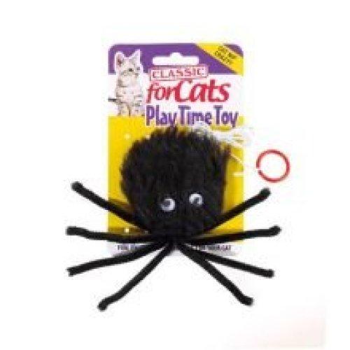 Classic Black Furry Spider (3)