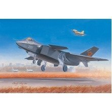 Tru01663 - Trumpeter 1:72 - Chinese J-20 Fighter