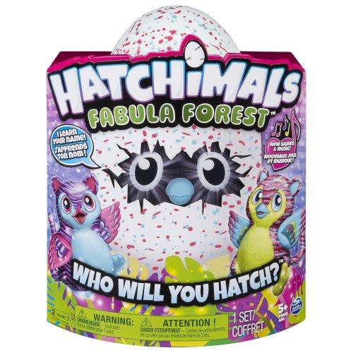 "Hatchimals 6028893"" Fabula Forest Tigrette Toy"