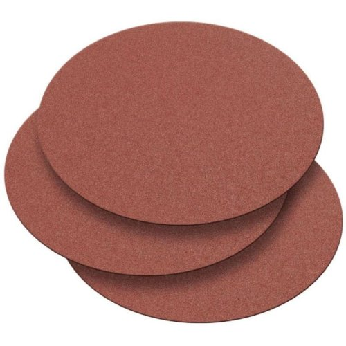 Record Power DS300/G1-3PK 300mm 60 Grit 3 Pack of Self Adhesive Sanding Discs