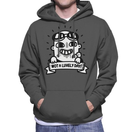 Mad Max Fury Road Nux Lovely Day Men's Hooded Sweatshirt