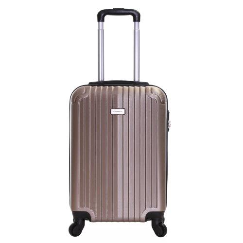 Slimbridge Borba 55 cm Hard Suitcase, Champagne