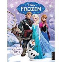 Disney Frozen Annual 2015