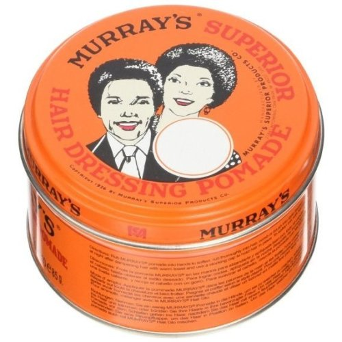 Murray's Superior Hair Dressing Pomade, 3 oz / 85 g