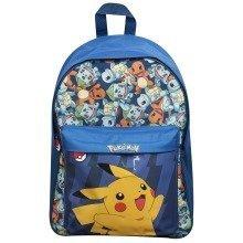 """Pokémon Pikachu Blue Backpack 17"""""""