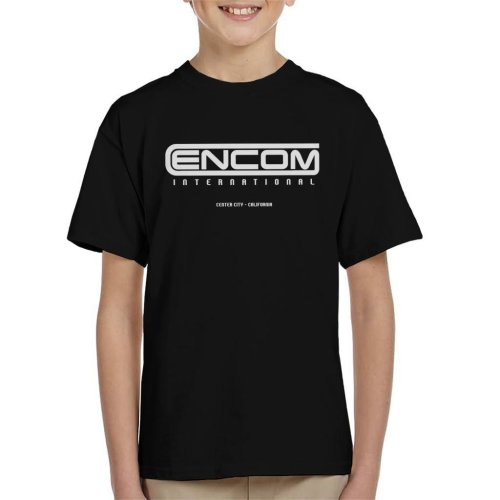 Encom International Tron Kid's T-Shirt