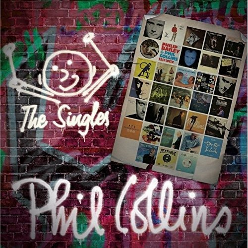 Phil Collins - The Singles (Deluxe) | 3 CD Compilation Album
