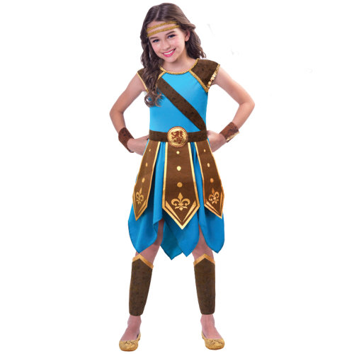 Kids Wondrous Roman Warrior Costume